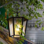 Find smarte lamper til indkørslen