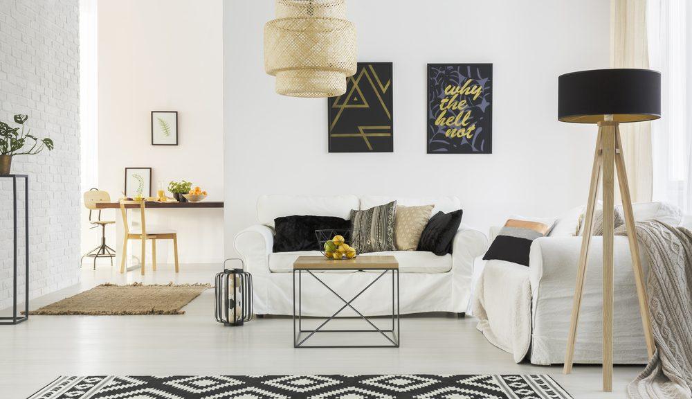 Loftlamper Til Stuen. Best En Sofa U Fire Stilarter With Loftlamper ...